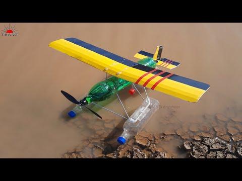 DIY RC Seaplane