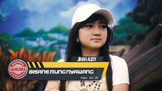 jihan audy bisane mung nyawang official music video