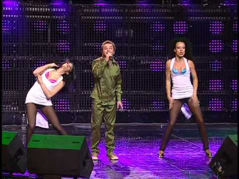 ВІКТОР ПАВЛІК - ВІДЛІТАЄШ Live (Освідчення 2011)