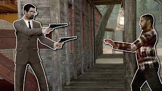 WILD WEST ZOMBIE APOCALYPSE! - Garry's Mod Gameplay - Gmod Zombie Base Building Roleplay