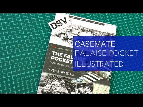 Casemate The Falaise Pocket Book Review