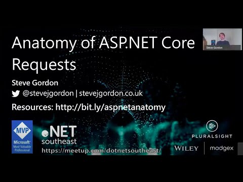 Anatomy of ASP.NET Core Requests - Steve Gordon - NDC Oslo 2020