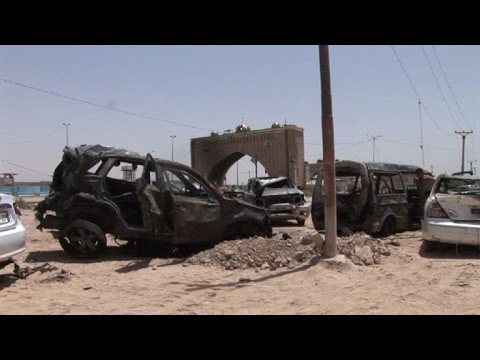 IS suicide bomber kills four at Iraq checkpoint
