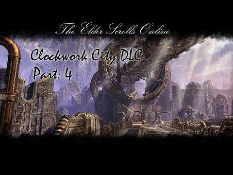 Let's Play ESO Clockwork City DLC: Part 4 - Deepening Shadows