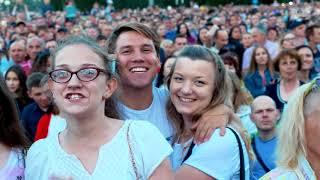 день города Екатеринбурга 2017 (Интервью, салют, ролик, гимн) 4К