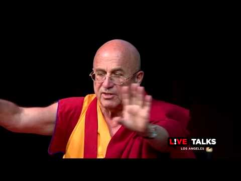 Matthieu Ricard in conversation with Pico Iyer