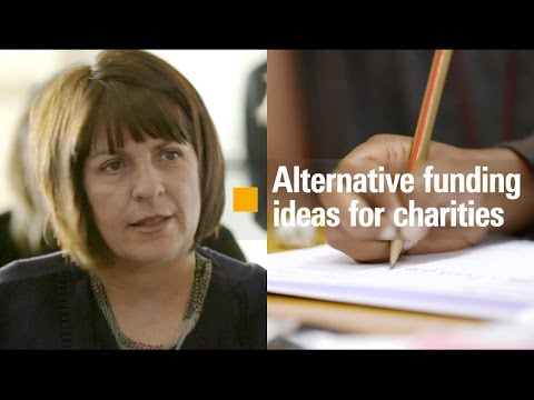 Economy Stories – Alternative funding ideas for charities
