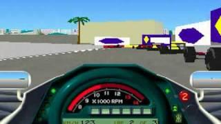 Microprose F1GP: Monaco