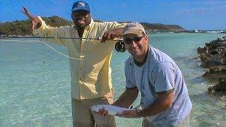 Bonefishing the Bahamas Flats
