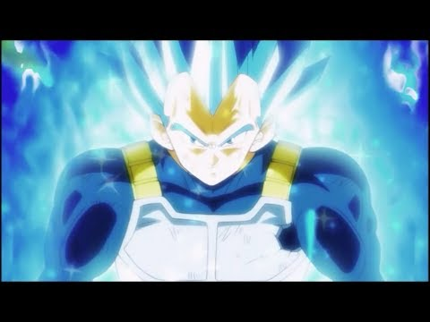 VEGETA NOVA TRANSFORMAÇÃO - EPISÓDIO 123 - Dragon Ball Super