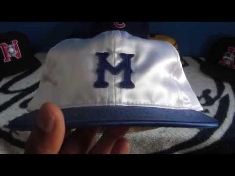 Cap of the Week: Montreal Royals 1946 Satin