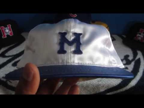 Cap of the Week: Montreal Royals 1946 Satin