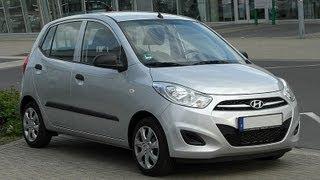 Hyundai i10 car review