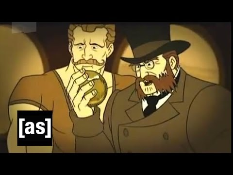 These Are Desperate Times | The Venture Bros. | Adult Swim