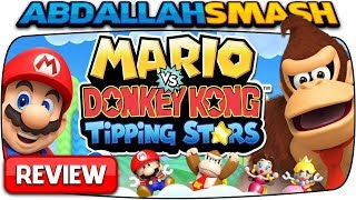 Mario Vs. Donkey Kong: Tipping Stars Review: Gameplay, Online Play, & More!