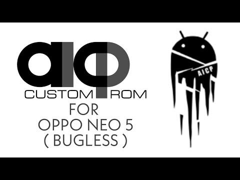 Oppo Neo 5s Custom ROM Videos - Waoweo