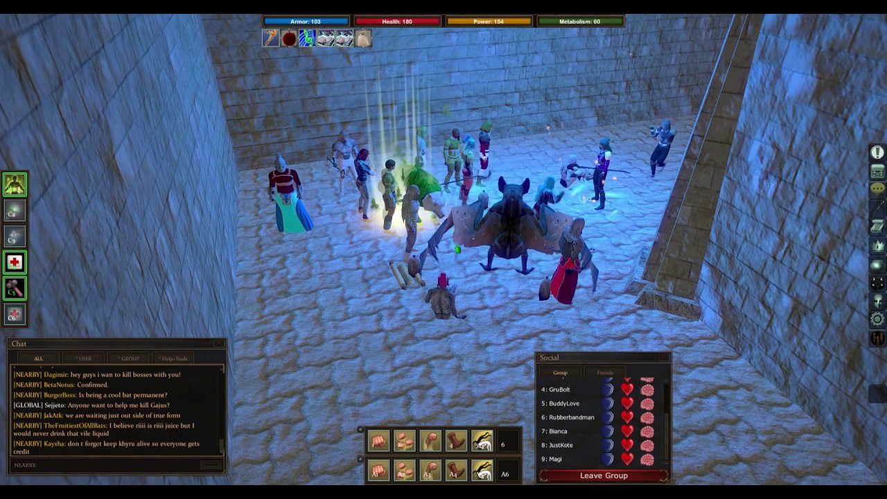 Project: Gorgon - Serbule Crypt Run