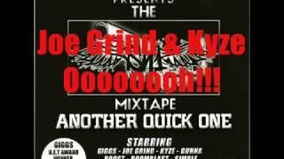 Joe Grind & Kyze - Oooooooh!!! - Track 03