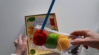 Usborne - Children's Knitting Kit