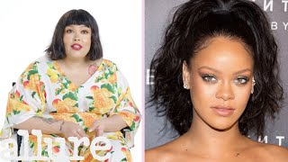 Rihanna's Makeup Artist Breaks Down Her Makeup Looks | Pretty Detailed | Allure