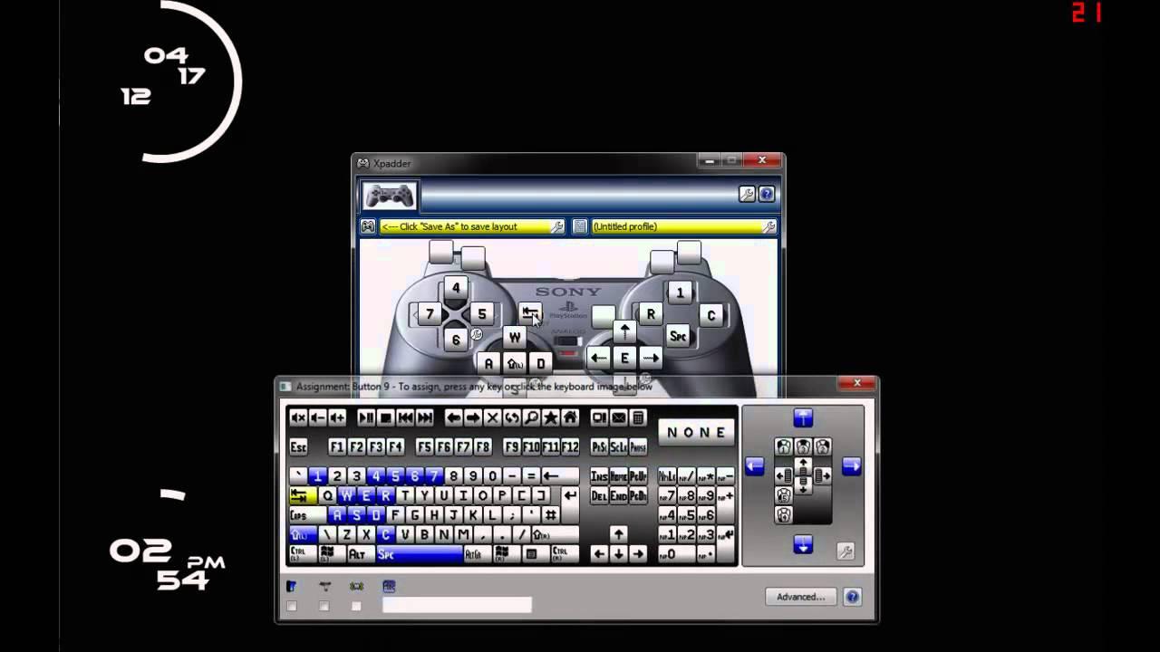 Como jogar MW3 com controle no PC - YouTube