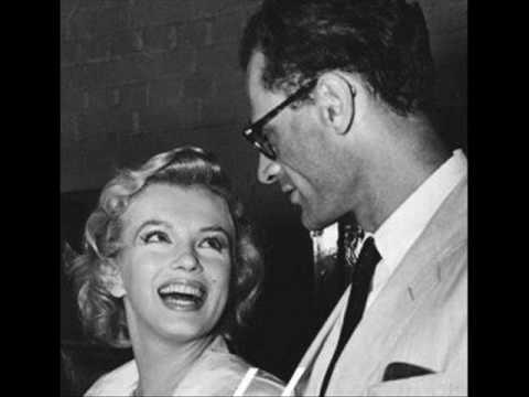Marilyn Monroe & Arthur Miller in London 1956