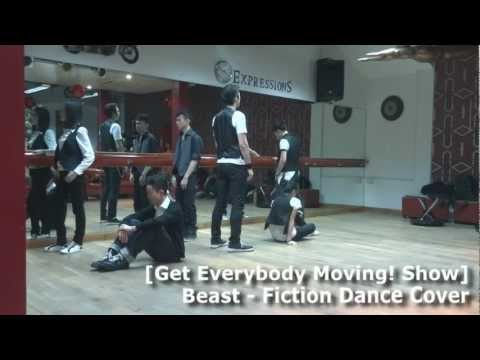 Beast Fiction Dance Cover @ Get Everybody Moving! [Danceaid]