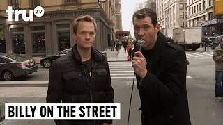 Billy on the Street - Neil Patrick Harris and Billy Ambush New Yorkers
