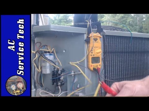 4 Wire And 3 Wire Condenser Fan Motor Wiring How To