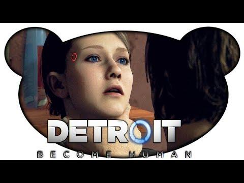 Detroit: Become Human #02 - Frauentausch mit Folgen (Let's Play Gameplay Deutsch)