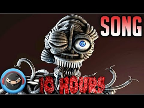 """ENNARD SONG """"Nightmare By Design"""" By TryHardNinja & Hipsta Clique:10 HOURS"""
