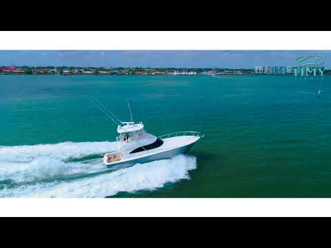 2017 Viking Yachts 48' Convertible For Sale
