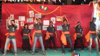 MAULI+GOVINDA RE GOPALA+MORYA TITLE SONG GANADHISHA BHALCHANDRA DANCE BY PANCHARATI ROCKERS