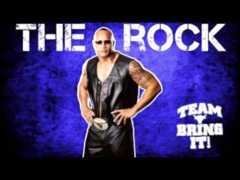 WWE: The Rock (Hollywood Heel Theme)