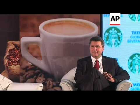Starbucks And Tata Strike Deal To Open Cafe In India