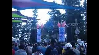 [3] Sound Fanatic -Pink Panther & Silence @Oxygen Festival 2015 Live  México D.F.