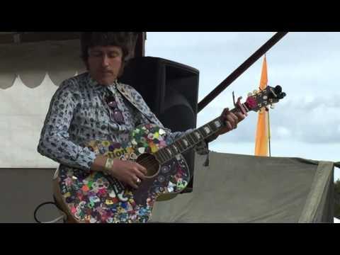 Purbeck Folk Festival - Tom McQ - Benazir Bhutto