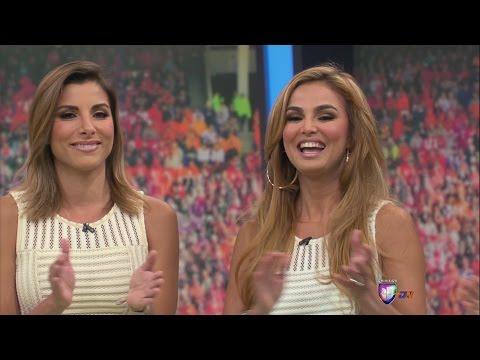 Natalia Saenz y Carolina Macallister se despiden de República Deportiva