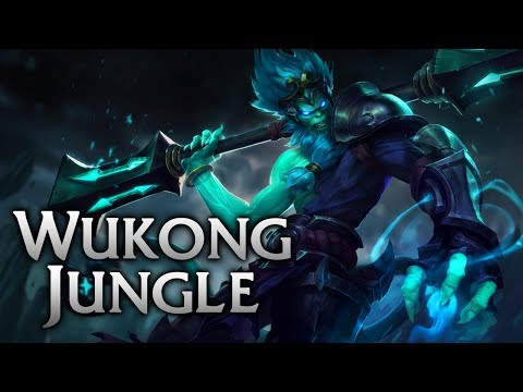 Underworld Wukong Jungle - League of Legends Commentary