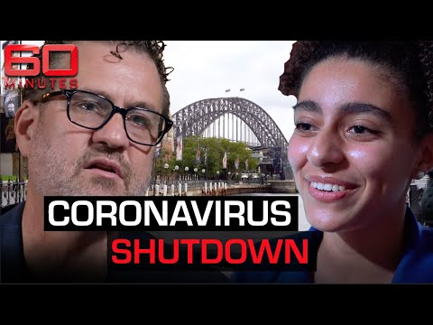 Coronavirus crisis: Australian