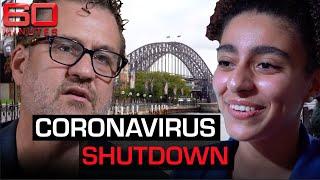 Coronavirus crisis: Australian life changing during COVID-19 shutdown | 60 Minutes Australia