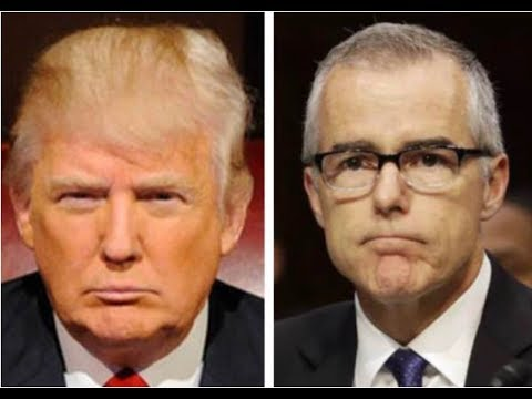 POTUS TRUMP GOES SCORCHED EARTH ON MCCABE & COMEY IN MIDNIGHT TWEET!