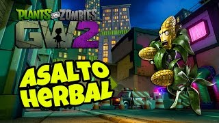 Vídeo Plants vs. Zombies: Garden Warfare 2