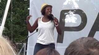 Blayr Nias at Oddball Comedy Festival - Charlotte NC