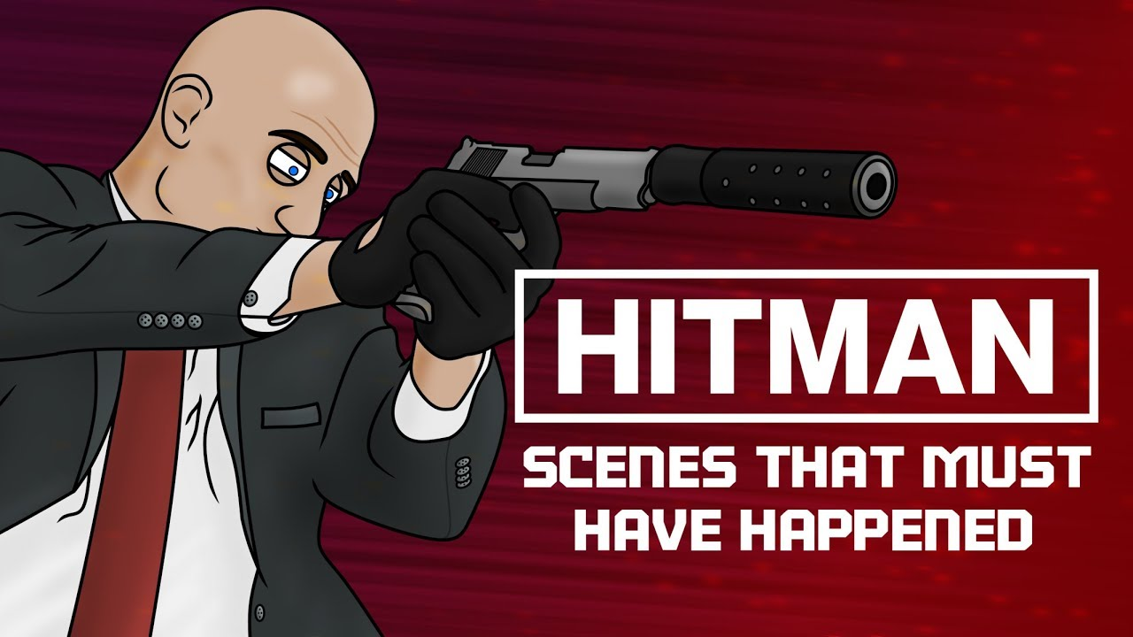 Hitman: Scenes That Must Have Happened - Animated Game Parody