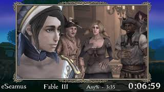 fable Anniversary Marathon - Fable III Any by eSeamus