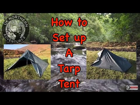 DD Tarp Tent Tutorial