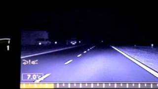 Mercedes-Benz S-Class Night View Assist Night Vision  Video
