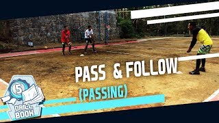 Pass Follow 5 Volleyball Drill Book