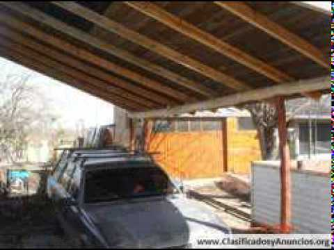 Seado lote terreno con quincho bao y garage u s for Garajes por dentro